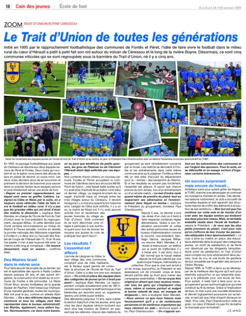 Pdf de l'article (photo Alain Mendes)