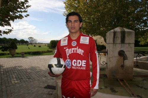 Tino Costa au Mas St-Gabriel (photo N. Deltort)