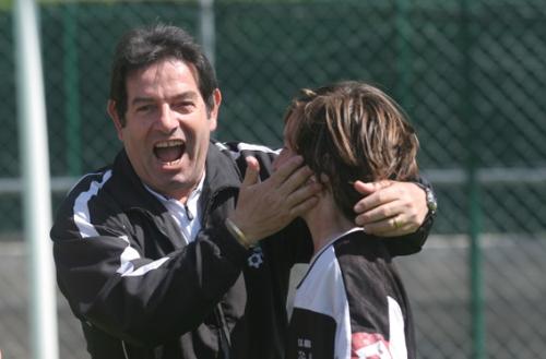 Pierre Mosca, aujourd'hui directeur sportif à Uzès/Pont-du-Gard (photo N.Deltort)