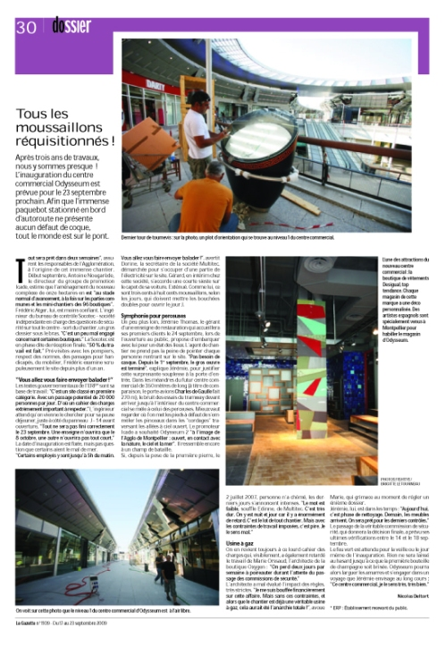 Pdf de l'article (photos Fish'Eye/ B. Letourneau)