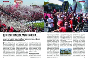 Dossier 10 pages (StadionWelt)