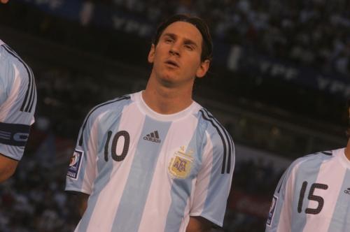 Lionel Messi (photo N. Deltort)
